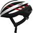ABUS Aventor Pyöräilykypärä , valkoinen/musta